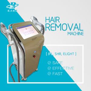 Rimozione E-Light&#160 dei capelli; Laser rf IPL Laser Unità