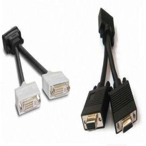 DMS-59, zum zu verdoppeln VGA-videoteiler-Kabel