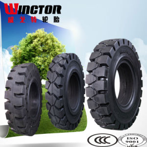 Preiswertes Solid Tire mit Definitely Good Quality (5.00-8)