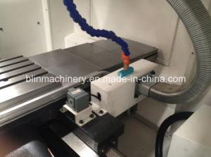 Tornio standard del metallo di CNC del Ce per grande lavorare del disco (BL-C650)