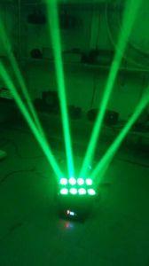 Spide軽い極度の明るいLEDの移動効果ライト
