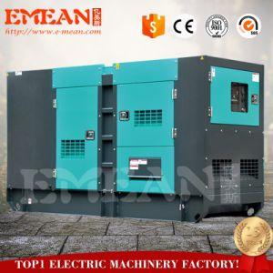 Chinese Vroegste Mindong Fabriek Suppy de 45kw Diesel Reeks van de Generator