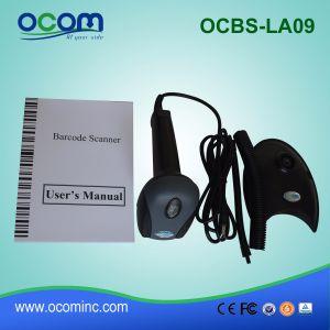 1dバーコードのための手持ち型USBの自動感覚のバーコードリーダー