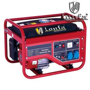 4.5kVA schalldichter Kobal Typ Benzin/Treibstoff-Generator für Verkauf
