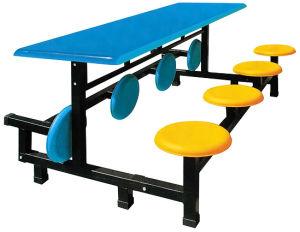 Школа простой столовой Стол обеденный стол со стульями