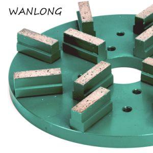 Disco di molatura del diamante per la lastra di pietra che frantuma, strumenti stridenti del diamante della pietra per elaborare di Marble&Granite