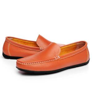 熱い販売の人の革靴ダグは蹄鉄を打つ方法靴(FTS1019-21)に