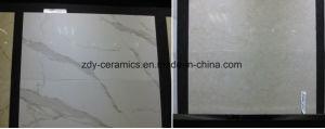 De Foshan Verglaasde Tegel van de Keramiek van de Muur van de Rustieke Bevloering van de Steen van het Porselein van het Lichaam van de Stijl van het Ontwerp van het Bouwmateriaal Goede Nieuwe Volledige Marmer Opgepoetste Marmeren