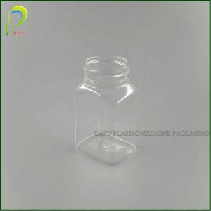 [60مل] محبوب بلاستيكيّة حبّة عقّار وعاء صندوق