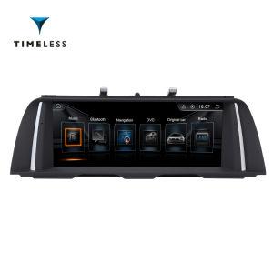 Andriod Car Audio Player de DVD de vídeo para o BMW série 5 F10/F11 (2011-2012) original do sistema CIC com o GPS/WiFi (TIA-208)