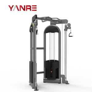 Ginásio comercial Formação Fitness melhor equipamento multifuncional de passagem de cabos