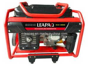 Arranque eléctrico 6.5HP Eco Gerador Gasolina Portátil