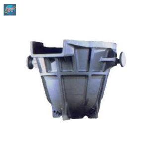 鋳物場の鋼鉄鋳造のための注ぐひしゃくの鋼鉄鋳造のスラグ鍋