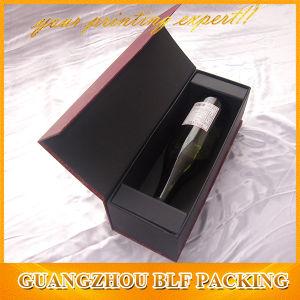 Contenitore di regalo impaccante del documento di vetro del vino del colpo
