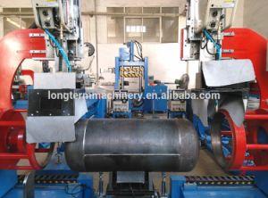 自動LPGのガスポンプの円周のシーム溶接機械