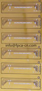 2019 La nueva China FPC/FPCA/flex PCB para pantalla con&w/o resistencias, condensadores, conector montado