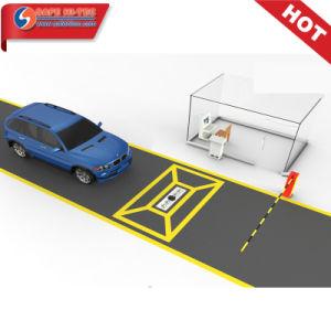 Автоматизация системы сканера под кузовом автомобиля с камеры наблюдения SA3300