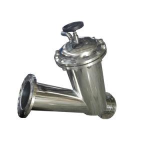 Filtro da acqua manuale della spazzola dell'azionamento Pn16 per la filtrazione della torre di raffreddamento