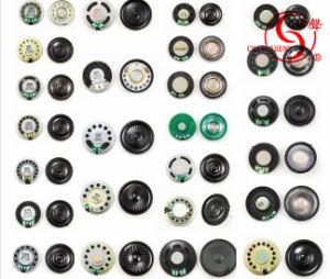 altoparlante magnetico interno Dxp36n-a del blocco per grafici di plastica 36mm Mylar di 8ohm 0.25W