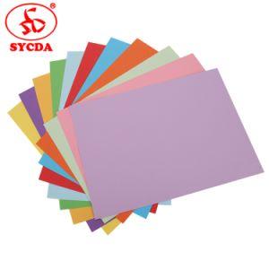 Boa qualidade de cópia A4 a cor do papel para impressão