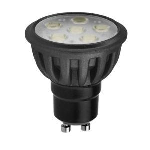 Standardgröße 600lm Dimmable 6W Nichia LED Scheinwerfer