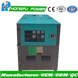 Potência de 160 kw tipo Denyo Weichai Chineses Geneset Diesel do Motor