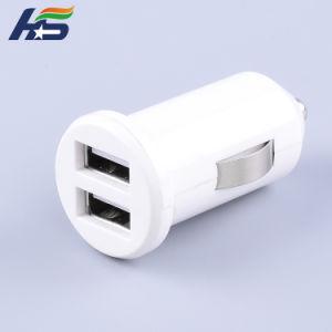 Menor rápido Universal USB Cargador de coche 5V 2.4A Adaptador de viaje para móviles