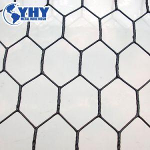 Filet métallique hexagonal galvanisé Filet de poulet