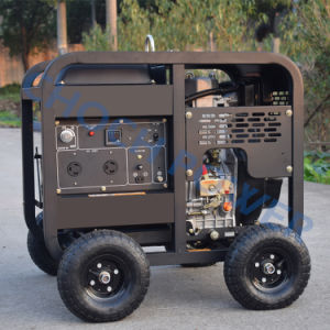 50Hzは開くタイプディーゼル発電機(5KW)を