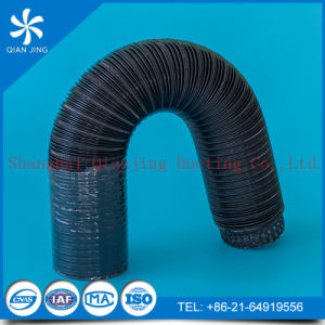 Biegbare Kanalisierung des Vorlagenfluss-flexible Aluminiumrohr-6 des Zoll-25FT