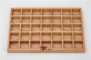 خشبيّة 7*5 مجوهرات عرض صينية