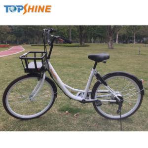 Libertar o LED do lado direito indicam bicicleta eléctrica inteligente de luz