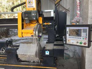 CNC машины для резки камня Baluster профилирования с головки блока цилиндров отвала