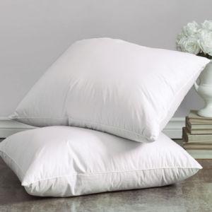 Три уровня утка вниз и пуховые спальные отеля шеи подушка
