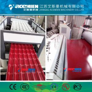 Deux couches tuile de toit en plastique Making Machine