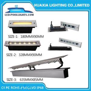 48watt 316ss LED vertiefte Unterwasserpunkt-Lichter