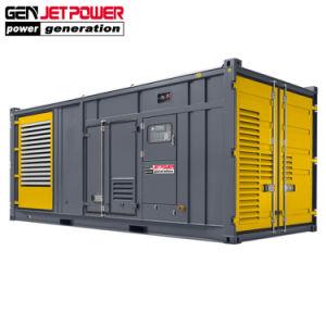 Promoção Perkins Grupo Gerador de Energia do gerador de espera de 1 MW 1000kw 1500kVA