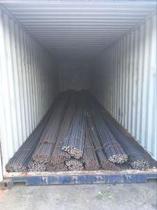 Misvormd Rebar HRB400 van het Staal Product (Staven TMT)