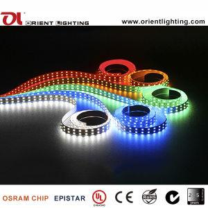 Il Ce SMD5050 dell'UL si raddoppia riga indicatore luminoso di striscia di IP68 LED