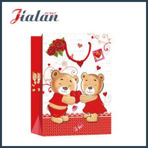 Juste pour vous  La Saint Valentin Fashion Shopping sac de papier cadeau