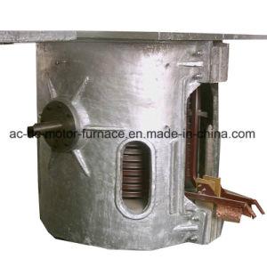 Mettre au rebut de l'aluminium four de fusion avec une grande capacité