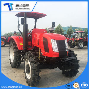 4*4WD 100HP Farm/Farming/Diesel Engine/Wheel Tractor