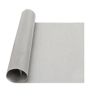 Maille ovale disque filtrant en acier inoxydable