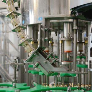 Синий Complet ягодный сок производственной линии со стеклянной бутылки пакета