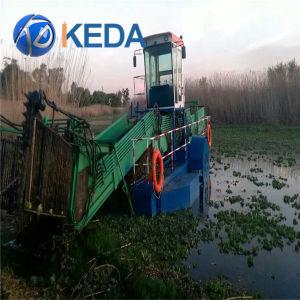 Regolatore dell'erba di buona qualità di Keda con la mietitrice del Weed del certificato del Ce
