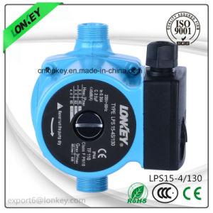 85W ménage à trois vitesses de la fonte de la pompe de circulation : LPS15-4S/130
