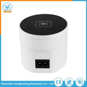 Beweglicher Schreibtisch USB-Adapter-drahtlose Handy-Aufladeeinheit