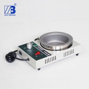 중국 공장은 무연 온도 조절 땜납 남비 기계를 공급한다