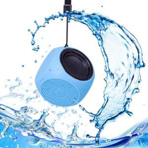 2018 heißes drahtloses Mikrofon-wasserdichte Hände geben Dusche-Lautsprecher frei