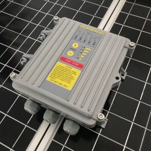 80W-900W 3'' на полупогружном судне DC Солнечная система водяного насоса и винт насоса